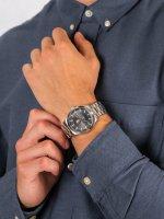 klasyczny Zegarek srebrny Ball Engineer II NM2282C-SJ-GY Moon Phase - duże 5