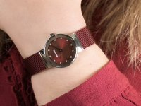 klasyczny Zegarek srebrny Bering Classic 10126-303 - duże 6