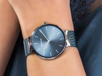 klasyczny Zegarek srebrny Bering Classic 16540-308 - duże 6