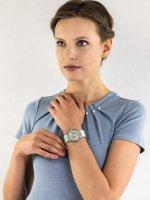 klasyczny Zegarek srebrny Charles BowTie Roundel Collection BALSA.N.B BATH - duże 4