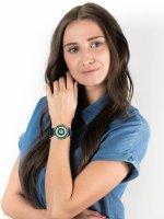 klasyczny Zegarek srebrny Charles BowTie Roundel Collection CALSA.N.B CAMBRIDGE - duże 4