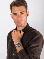 klasyczny Zegarek srebrny Davosa Pilot 161.565.46 NEOTERIC PILOT - duże 4