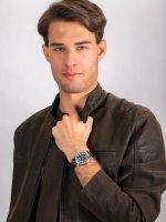 klasyczny Zegarek srebrny Epos Emotion 3390.152.20.34.27 - duże 4