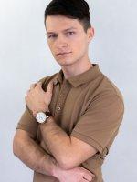 klasyczny Zegarek srebrny Ingersoll The Grafton I00602 THE GRAFTON - duże 4