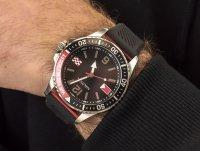 klasyczny Zegarek srebrny Nautica Pasek NAPFRB926 - duże 6