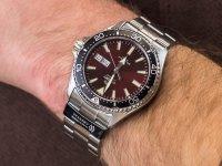 zegarek Orient RA-AA0003R19B srebrny Sports