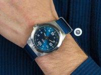 Traser TS-108216 P59 Essential M Blue zegarek klasyczny P59 Classic