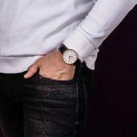 klasyczny Zegarek złoty Bisset Klasyczne BSCE75GISX03BX - duże 11