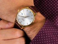 klasyczny Zegarek złoty Doxa Challenge 215.30.021.02 - duże 6