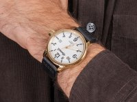 klasyczny Zegarek złoty Ingersoll The Apsley I02702 THE APSLEY - duże 6