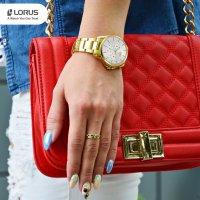 Lorus RP612DX9 Fashion klasyczny zegarek złoty