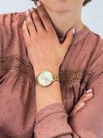 klasyczny Zegarek złoty Tommy Hilfiger Damskie 1782114 - duże 5