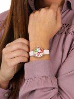 kwarcowy Zegarek damski  Allie ALLIE MK2916 - duże 5