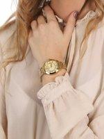 kwarcowy Zegarek damski  Angel ANGEL  31105 - duże 5