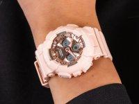 kwarcowy Zegarek damski  Baby-G BA-130-4AER - duże 6