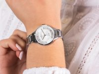 kwarcowy Zegarek damski  Bransoleta RNBE32SISX03BX - duże 6