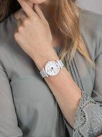 Fossil ES4401 damski zegarek Carlie bransoleta