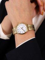 Timex TW2U40100 damski zegarek Easy Reader bransoleta
