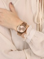 Fossil ES4748 damski zegarek FB-01 bransoleta