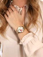 Timex TW2U19100 damski zegarek Full Bloom bransoleta