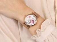 kwarcowy Zegarek damski  Full Bloom TW2U19500 - duże 6