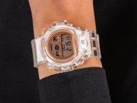 kwarcowy Zegarek damski  G-SHOCK S-Series S-SERIES GMD-S6900SR-7ER - duże 6