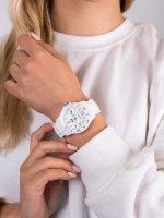 kwarcowy Zegarek damski  ICE-Forever Ice Forever White ICE.000134 - duże 5