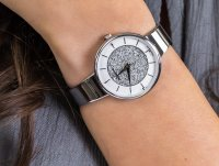 kwarcowy Zegarek damski Adriatica Bransoleta A3718.5113Q - duże 6