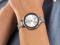 Anne Klein AK-2989SVSV zegarek klasyczny Bransoleta