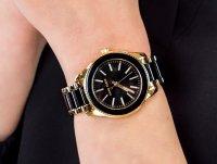 Anne Klein AK-3160BKGB zegarek fashion/modowy Bransoleta