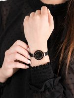 kwarcowy Zegarek damski Bering Ceramic 11429-166 - duże 5