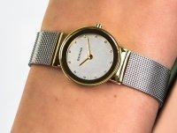 kwarcowy Zegarek damski Bering Classic 10126-001 - duże 6