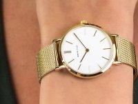 kwarcowy Zegarek damski Bering Classic 14134-331 - duże 6
