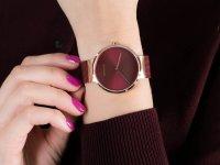 kwarcowy Zegarek damski Bering Classic 14539-363 - duże 6
