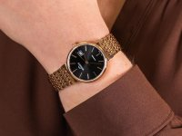 Bisset BSBF04RIBX03BX zegarek klasyczny Biżuteryjne