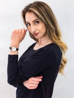 Bisset BSAF29SISX03BX zegarek damski Klasyczne