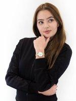kwarcowy Zegarek damski Bisset Klasyczne BSBF32GIWX03BX - duże 4