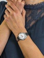 Bulova 96L264 damski zegarek Diamond bransoleta