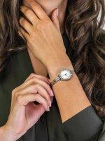 kwarcowy Zegarek damski Caravelle Bransoleta 43L213 - duże 5