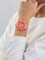 kwarcowy Zegarek damski Casio Baby-G BGA-240BC-4AER - duże 5