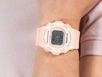 kwarcowy Zegarek damski Casio Baby-G BLX-570-4ER - duże 6