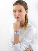 kwarcowy Zegarek damski Casio Baby-G STEP TRACKER BGS-100SC-4AER - duże 4