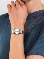 Casio LTS-100D-2A1VEF damski zegarek Klasyczne bransoleta