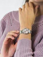 kwarcowy Zegarek damski Casio Klasyczne LTS-100D-4AVEF - duże 5