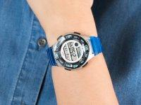 kwarcowy Zegarek damski Casio Klasyczne LWS-1100H-2AVEF - duże 6