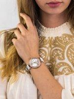 Sheen SHE-4057PGL-7AUER damski zegarek Sheen pasek