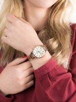 kwarcowy Zegarek damski Casio Sheen SHE-3047PG-9AUER - duże 5