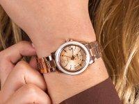 kwarcowy Zegarek damski Casio Sheen SHE-4512PG-9AUER - duże 6