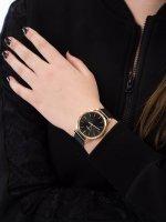 Casio Vintage LTP-E140GB-1AEF damski zegarek VINTAGE Instashape bransoleta