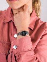 Casio Vintage LA670WEA-1EF damski zegarek VINTAGE Mini bransoleta